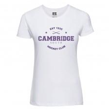 Cotton T-shirt (women's fit)