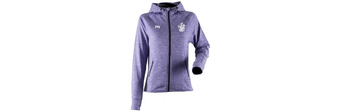 Ladies' Exercise Hoodie