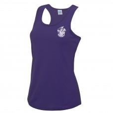Sports Vest Top (women's fit)