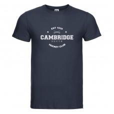 Cotton T-shirt (men's fit)