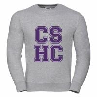 Printed 'CSHC' Sweatshirt